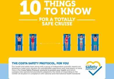 Costa Cruises herstart cruisen vanaf 6 september