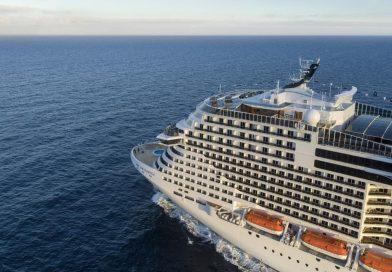 MSC Grandiosa hervat 24 januari vaarroute in Middellandse Zee