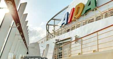 AIDA Cruises keert zaterdagavond terug in de vaart