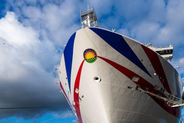 Cruiseschip Iona