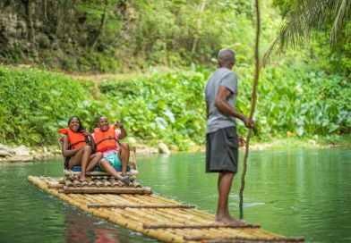Martha Brae Rafting © Jamaica Tourist Board