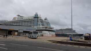 QEII Terminal Southampton