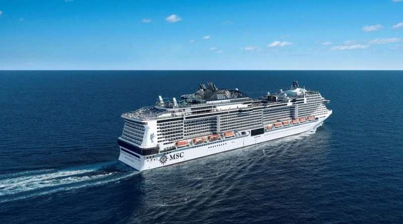 MSC Cruises op koers om in april 2021 te gaan varen in Japan