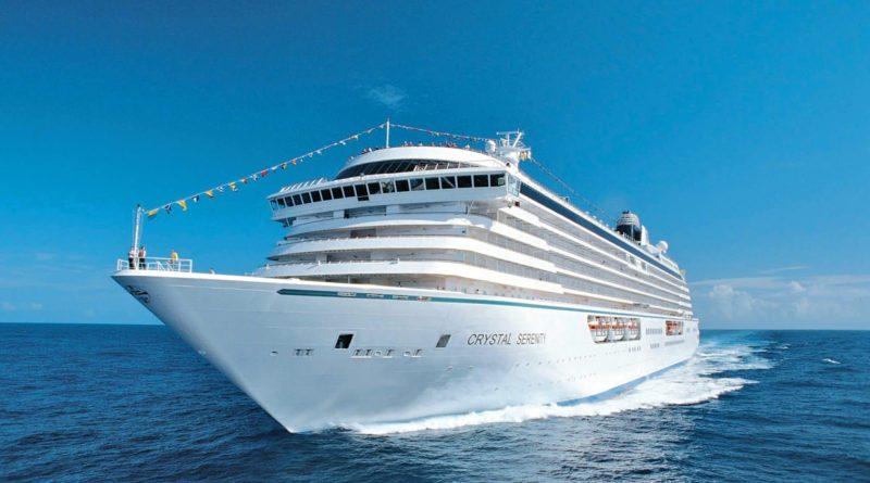 Crystal Cruises start in juli met cruises vanaf Nassau