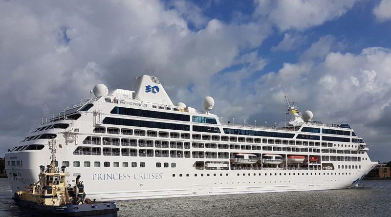 Pacific Princess voegt zich bij Azamara als 4e schip in vloot