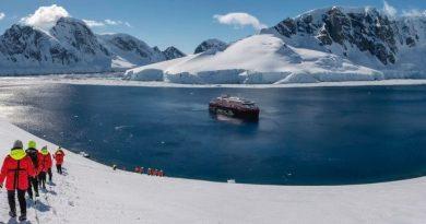 Hurtigruten: Gratis retour vlucht naar Antarctica