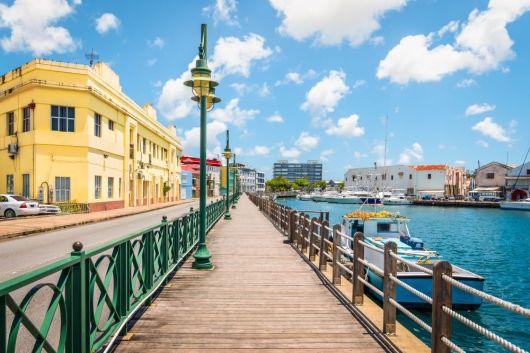 Crystal Symphony naar Barbados