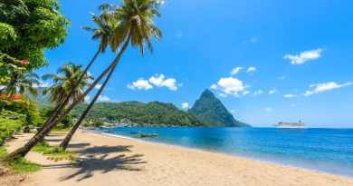Crystal Symphony in St.Lucia