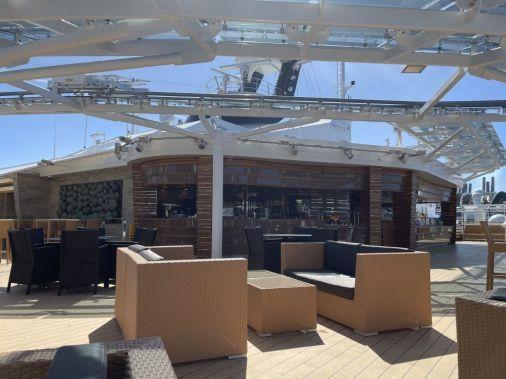MSC Yacht Club Pooldeck