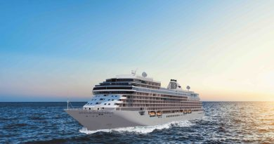 Regent Seven Seas Cruises noemt nieuwste schip Seven Seas Grandeur