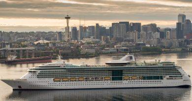 Serenade of the Seas opent eerste cruiseseizoen in Alaska sinds 2019