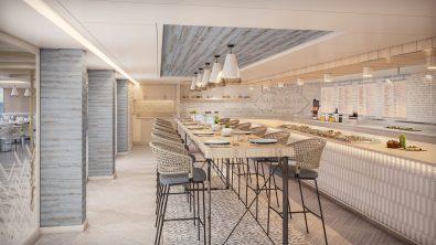 Aquamar Kitchen 3