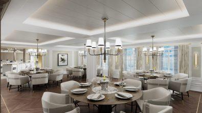 Culinary Center Restaurant-B