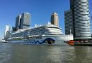 Aankomsten van cruiseschepen deze week in Nederland! (week 43)