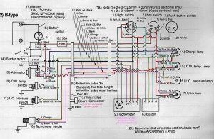 Yanmar Engine Wiring  Wiring diagram for Yanmar Engines