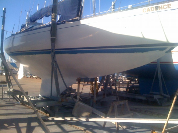 Cole 43 Yachts Page 3 Cruisers Amp Sailing Forums