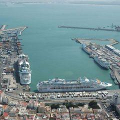 El Puerto de Cádiz recibirá 4 cruceros con 17.264 personas a bordo el 26 de julio