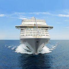 MSC Cruceros posicionará en China su barco MSC Splendida en mayo de 2018