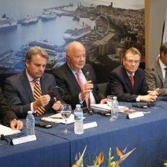 Tenerife acoge el Seatrade Cruise Med, el mayor congreso sobre cruceros de Europa