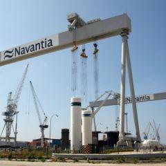 Navantia refuerza su posición en la industria de cruceros con la reparación del Oasis of the Seas