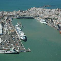 El puerto de Cádiz registra un nuevo récord en tráfico de cruceros con 49 escalas en el mes de Octubre