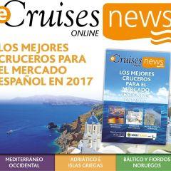 Los mejores cruceros para el mercado español en 2017