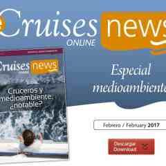 eCruisesNews Especial Premios Excellence de Cruceros 2017