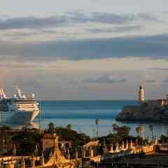 Royal Caribbean realiza su primer crucero a Cuba a bordo de el Empress of the Seas