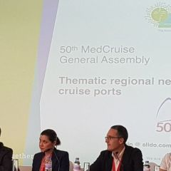 eCruisesNews 50th Medcruise General Assembly