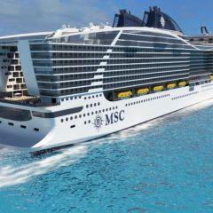 MSC Cruceros confirma el pedido de cuatro nuevos mega barcos World Class