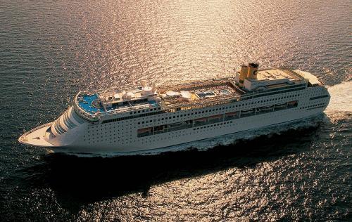 Costa Victoria de Costa Cruceros 2