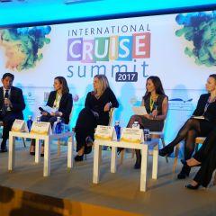Comunicar adecuadamente el impácto positivo de los cruceros, la sostenibilidad y el auge de nuevas navieras y barcos, temas estrella del International Cruise Summit 2017