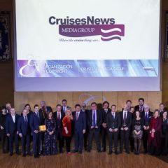 Gran noche de gala de los Premios Excellence de Cruceros en Cartagena