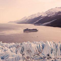 Alaska, el crucero soñado