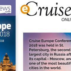 eCruisesNews Cruise Europe Conference 2018