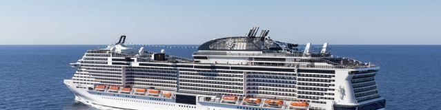 MSC Cruceros retoma sus operaciones en Estados Unidos a partir de agosto