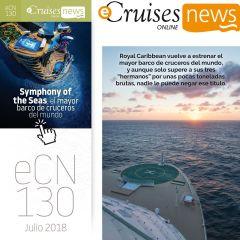 eCruisesNews Symphony of the Seas, el mayor barco de cruceros del mundo