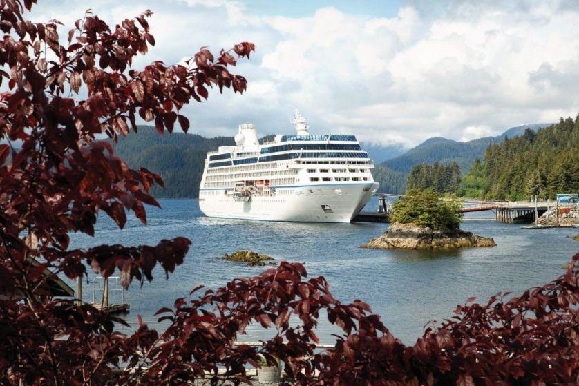 Oceania Cruises revela su nueva colección de itinerarios