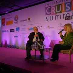Manfredi Lefebvre d'Ovidio, presidente ejecutivo de Silversea Cruises ha sido el invitado de honor de la octava edición del International Cruise Summit
