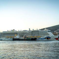 Carnival Corp asume la gestión de la terminal de cruceros de Santa Cruz de Tenerife