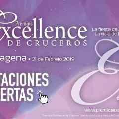 Premios Excellence de Cruceros 2019 ¡Votaciones abiertas!
