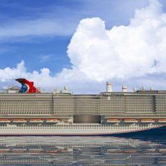 Carnival Cruise line extiende la pausa en sus operaciones hasta el 30 de abril