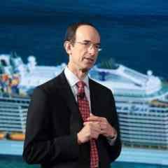 Adam Goldstein sale de Royal Caribbean Cruises