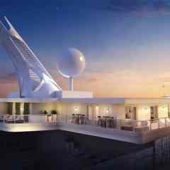 Princess Cruises presenta los balcones más grandes de alta mar