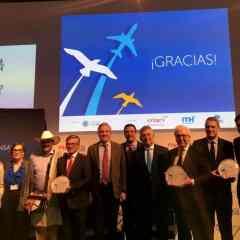 Costa Cruceros recibe el II Premio Turismo Responsable de la Fundación Intermundial