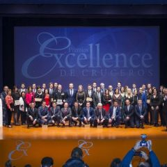 Gala Night at the Cruise Excellence Awards shines again in Cartagena