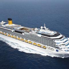 Costa Cruceros inicia su temporada en Málaga