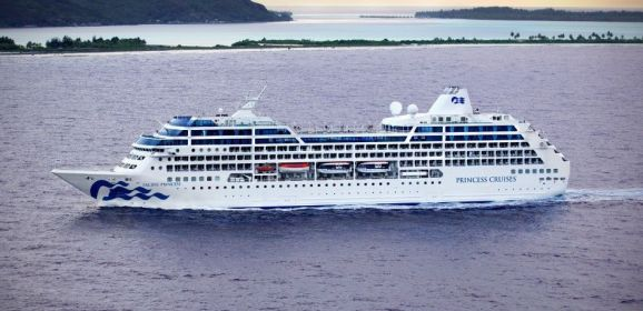 Princess Cruises re-descubre la Polinesia Francesa en 2020
