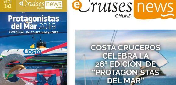 eCruisesNews Protagonistas del Mar 2019
