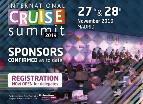 ICS 2019 – Sponsors confirmed as to date